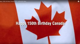 Happy 150th Birthday Canada | Mr. Locksmith