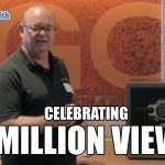 2 Million YouTube Views! Open Sentry Safe in less than 5 seconds!